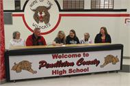 Crouch to Play Volleyball at Thomas More